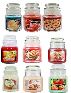 Mainstays Candles Choose Scent! Apple, Pumpkin Spice, Evergreen + more, 3 oz