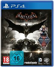 Batman Arkham Knight incl. Harley Quinn DLC-ps4 PlayStation 4-nuevo embalaje original