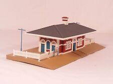 Vintage HO Scale Model Power Port Chester Passenger Train Station