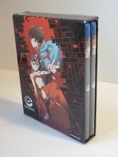 C-Control Money of Soul & Possibility Complete 4-Disc Blu-ray/DVD LE Box Anime