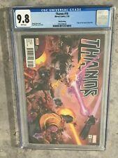Thanos #16 Third Print Variant CGC 9.8 Origin of Cosmic Ghost Rider 3rd