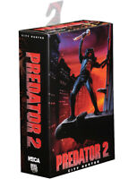 """Predator 2 - Ultimate City Hunter (7"""" Action Figure) sci-fi horror toy by NECA"""