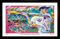 SALE TED WILLIAMS L.E.134/199 PREMIUM ART PRINT SIGNED BY ARTIST WINFORD