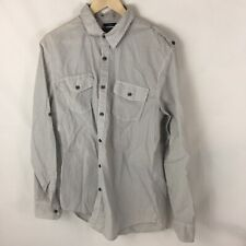 American Rag Mens Long Sleeve Button Up Shirt Size Large L