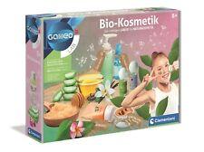 Clementoni 59188 Bio Kosmetik Galileo Experimentierkasten Labor Naturkosmetik Ne