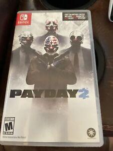 Payday 2 (Nintendo Switch, 2018)