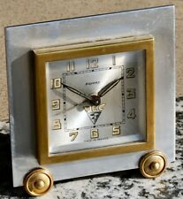 Alarm clock Bayard for Pec period beautiful rare Made In France