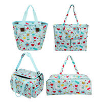 Knitting Bag Crocheting Needles Tote Bag Yarn DIY Crafts Sewing Tools Storage