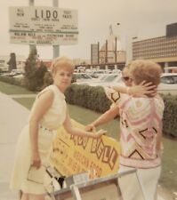VINTAGE 1968 STARDUST LAS VEGAS NV TACO BELL SIGN VERNACULAR PHOTOGRAPHY PHOTO