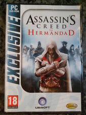 Assassin´s Creed La Hermandad assassins Brotherhood PC Nuevo en castellano.