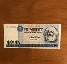 East Germany DDR 1975 100 Mark P-31> UNC