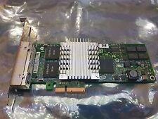 Quad Port GigaBit 1000Mbps Ethernet PCI-e 4x HP NC364T 435506-002 436431-001