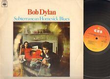 BOB DYLAN Subterranean Homesick Blues LP 1967 Holland