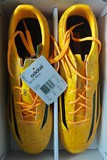 Men's Adidas F30 FG Messi Soccer Cleats BRAND NEW SIZE US 10.5 GOLD ( M17626 ) !