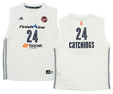 Wnba Kids Indiana Fever Tamika Catchings #24 Chase Jersey, White