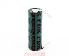 Braun Oral-B ProCare Triumph Toothbrush Battery FDK Sanyo 17500 A 1.2V 2700mA US