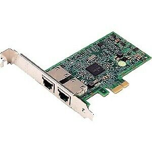Dell 5720 Gigabit Ethernet Card for Server Pci Express 2 PortS 2 Twisted Pa