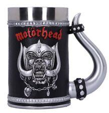 More details for motörhead warpig tankard mug officially licensed merch 14.5cm presentation box