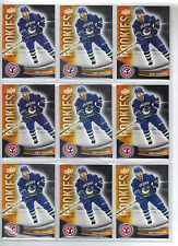 **Lot of 50** 11-12 Upper Deck UD Cody Hodgson Rookie Cards RC #1 NHCD Mint