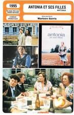 ANTONIA ET SES FILLES - Marleen Gorris (Fiche Cinéma) 1995