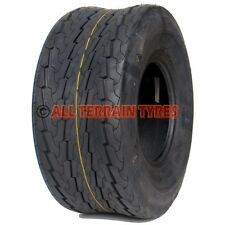 20.5x8.0-10 4 Ply High Speed Trailer Tyre DELI Ifor Williams P6 P7  20.5 8.0 10