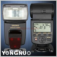 Yongnuo YN-568EX TTL Flash Speedlite HSS for Nikon D5500 D5300 D5200 D5100 D5000