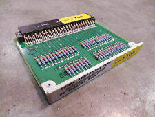 USED Lucent ZAHF4 TDM/LAN Bus Terminator Card V2