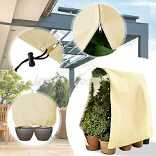 More details for outdoor garden fleece frost plant cover heavy duty warming freeze protection uk