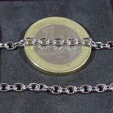 Ac11 Chain Chain Catena Stainless Steel 9 10/12ft Chain Stainless Steel 0 1/8in