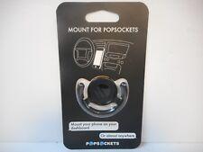 ORIGINAL PopSockets 201000 PopClick Mount For All PopSocket Stands And Grip OEM