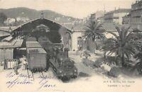 CANNES - la gare