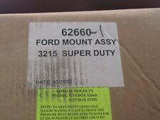 Oem Western Unimount Truck Mount 99 04 Ford F250 F350 F450 Uni Snow Plow 62660 1