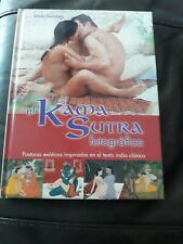 """El Kamasutra Hard cover Book by Linda Sonntag  Excellent Condition 8X11"""""""