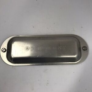 "Appleton Electric K250-300-A 2-1/2""-3"" Aluminum Conduit Body Cover~NEW~"
