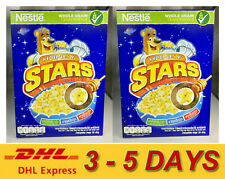 2 x 150g. Nestle Honey Stars Breakfast Cereals Vitamins Mineral With Whole Grain