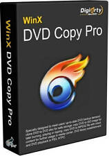 Winx DVD Copy Pro-Ripper-DVD Backup-DVD Clones-DVD Burn-DVD Duplicator-