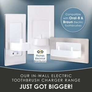 Proofvision In Wall Toothbrush Charger Range