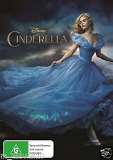 Cinderella (DVD, 2015) : Lily James : NEW