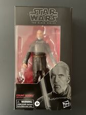 Star Wars The Black Series 6-inch Count Dooku New
