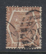 GB 1872 Sg 123 Pl 11 fine used