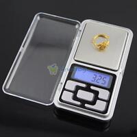 200g 0.01g Pocket Digital Scale Precision Jewellery Balance Weight Gram Scales