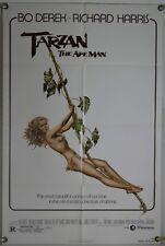 TARZAN, THE APE MAN FF ORIG 1SH MOVIE POSTER BO DEREK JOHN PHILLIP LAW (1981)