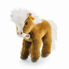 Steiff Fanny Pony Horse EAN 070655 Plush Stuffed Animal New