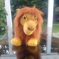 THE LION KING SIMBA Plush Hand Puppet