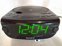 Sony Dream Machine CD Player/Radio/Clock/Alarm  ICF-CD815