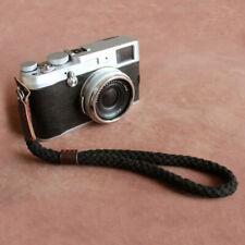 Black Digital Mirrorless Camera Wrist Hand Strap Soft Cotton Linen New Type Best