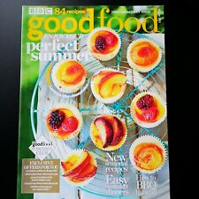 BBC GOOD FOOD MAGAZINE Aug 2018 Chipotle Honey Spare Ribs Cherry Ripple Wings
