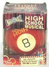 New Disney High School Musical Magic 8 Ball Mattel