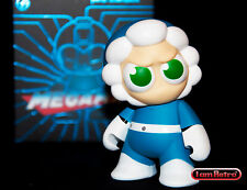 "Ice Man - Mega Man Capcom Mini 3"" Vinyl Figure by Kidrobot - Nes Snes Nintendo"