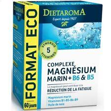 MAGNESIUM MARIN + B6 + B5 DIETAROMA  120 CAPSULES